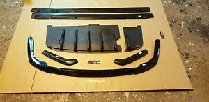 SUBARU Impreza STi WRX 2001-2002 BUGEYE. Full Body Kit & Diffuser. HT Autos UK