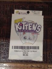Kittens in a Blender: More Kittens in a Blender Expansion Card Game New (Sealed)