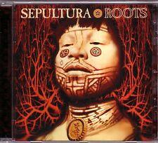 CD (NEU!) . SEPULTURA - Roots (Roots bloody Roots Spit mkmbh