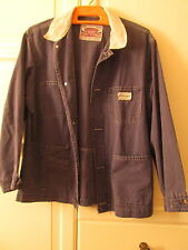 Weipper Italien Damen Vintage Jeans Jacke - Größe 164 - L - Mode Made in Italy