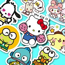 50 pc. Mystery Pack Sanrio Stickers, Journal Stickers, Kawaii Stickers [Usa]