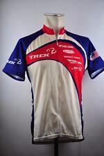 Trek Radtrikot cycling jersey Fahrrad maglia Gr. L 58cm NO1