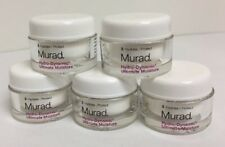 (5) Murad Age Reform Hydro-Dynamic Ultimate Moisture .25 Oz each (1.25 OZ total)
