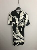 WHISTLES Dress - Size UK12 - Silk - Floral - Great Condition - Women's