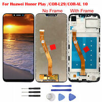 Pour Huawei Honor Play LCD Touch Display Écran Replacement Frame H2FR