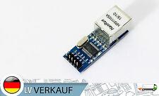 MINI SPI i2c Ethernet LAN Rete Modulo enc28j60 per Arduino Raspberry Pi