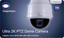 IndigoVision Ultra 2K Environmental Pendant Ptz outdoor camera, 30x Lens 562147