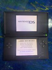 Nintendo DS Lite Handheld Console - Onyx Black