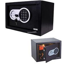 Opticum Safe AX Samson mit Elektronik Zahlenschloss Tresor Key Stahl