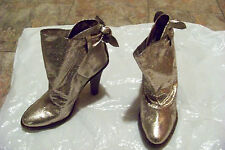 womens oh...deer vixen ankle boots size 10