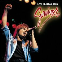 Live in Japan 1985 [Audio CD] Survivor