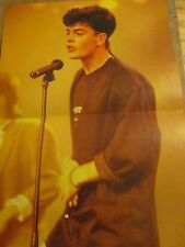 Jordan Knight, New Kids on the Block, Two Page Vintage Centerfold Poster