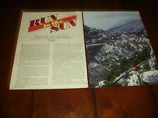 1987 PORSCHE KOENIG 911 TURBO vs. CALLAWAY TURBO CORVETTE ***ORIGINAL ARTICLE***