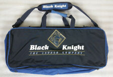 RARE Black Knight International Squash Racquet Racket Bag Case Large 4 Pockets