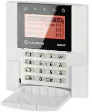Jablotron JA-81F RGB Bedienteil Tastatur für System OASIS oder Indexa 8001F RGB