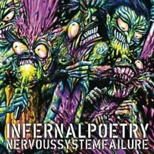 Infernal Poetry-Nervous System Failure CD NUOVO OVP