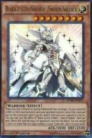 Black Luster Soldier - Sacred Soldier - BOSH-EN097 - Ultra Rare - Yugioh