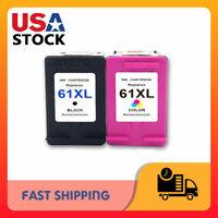 61XL Black & Color Ink Cartridge for HP Envy 4500 4501 4502 4503 4504 4505 5530