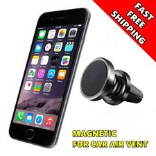 Magnetic Car Air Vent Mount Cell Phone Holder Stand for Apple iPhone Plus 6 7 8