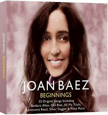 Joan Baez - Beginnings - CD - BRAND NEW SEALED 22 Original Songs - FOLK