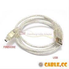 DV cable para Sony 4//6-pin FireWire iLink como vmc-il4615