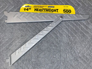 Diamond Plate Heavy Weight Shelf Support System 0203-14PM (A6)