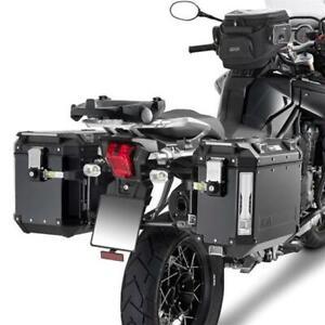Luggage Rack Side GIVI PL6408CAM For Monokey Trekker Outback Tiger