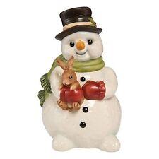 Goebel Unzertrennlich Weihnachten NEUHEIT 2017 Schneemann Figur Goebelfigur NEU