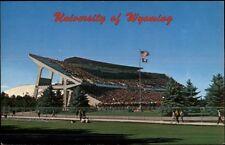 University of WY Laramie War Memorial Football Stadium
