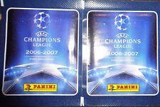 Champions League 2006-2007 / 2 Tüten OVP / Sticker / Panini / Neu / selten Rar