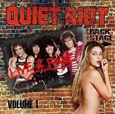Quiet Riot - Live & Rare 1 [New CD]