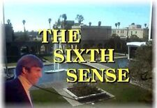 Sixth Sense (1971-72 Gary Collins stars) Complete 25 eps on 12 Dvds 9.0 quality
