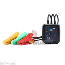 ETCR1000A Non Contact 3 Phase Rotation Tester Indicator Detector