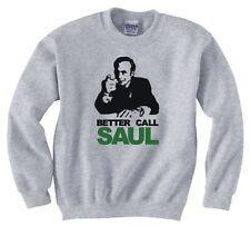 """BETTER CALL SAUL"" SWEATSHIRT NEW"