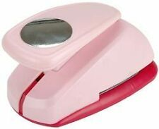 """CIRCLE 2 1/2"""" Mega Clever Lever Paper Punch Marvy"""