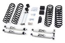 """NEW ZONE OFFROAD J12 3"""" 07-17 Jeep Wrangler Suspension Lift Kit 2 DOOR"""