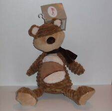 Doudou Ours Tex Bengy - Neuf