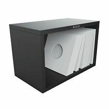 Zomo VSBox 7 Inch 45 Vinyl Record Storage Box 100 (black, flat-packed)