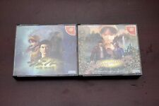 Sega Dreamcast SHENMUE I II 1 2  Japan import DC games US Seller