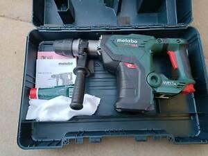 Metabo Hammer Drill 18v Brushless Chiselling SDS Max KHA 18 LTX BL 40 600752840