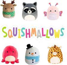"Squishmallows 7.5"" Super Soft Cute Cuddle Plush Toy Pillow Pet Pal Full Range"