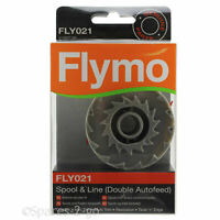 FLYMO Strimmer Spool & Line Double Autofeed Contour 500 700 FLY021 Genuine Part
