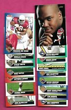 16 X 1991 SCORE FOOTBALL PLAYER  CARD (INV# C1281)