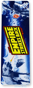Empire Strikes Back Arcade Sign, Classic Arcade Game Marquee Tin Sign C474