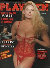 PLAYMEN  1991 WENDY LYNN WINDHAM MERCEDES AMBRUS