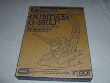 New In Box Gundam G-Self Head Display Base Bandai Hobby Japan Model Kit Nib