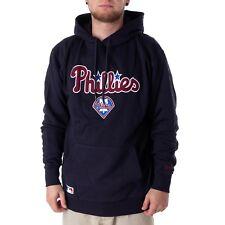 New Era Philadelphia Phillies Sudadera con Capucha Hombre Azul Marino 34640