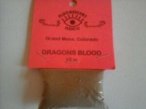 Dragons Blood Powder 0.5oz-the oldest kind of incense- antiviral & wound-healing