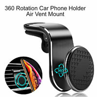 Universal Air Vent Mount 360 Magnetic Car Phone Holder for iPhone 11 S20 S20+