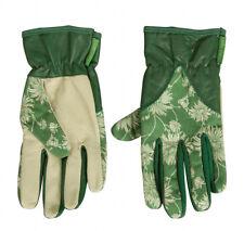 Laura Ashley Kimono Gardening Gloves Light Duty Large
